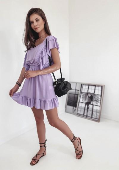 Sukienka GRACIA- fiolet