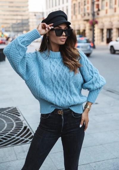 Sweter JOLIE BLUE