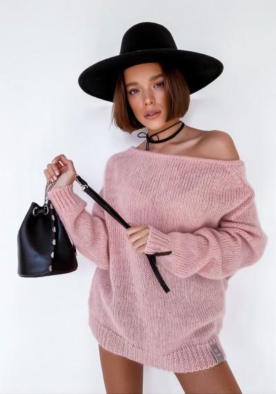 Sweter MEREDITH-Róż