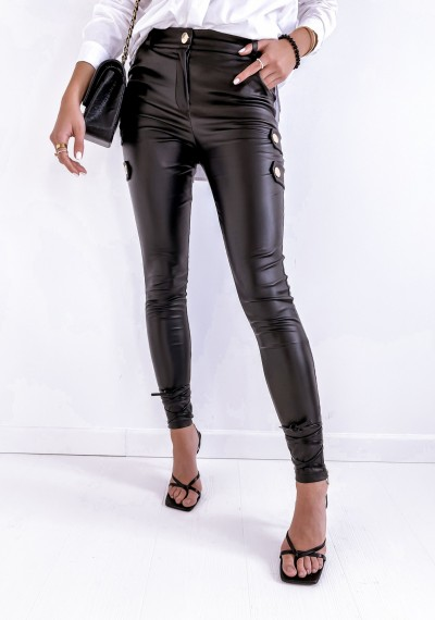Spodnie MEL BLACK
