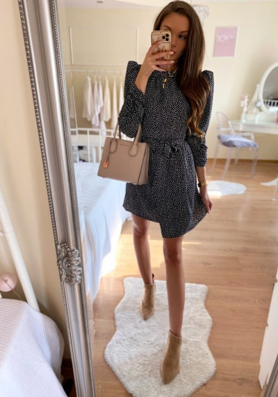 Sukienka MILANO BLACK