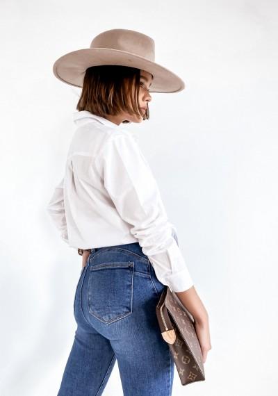 Klasyczne Spodnie Jeansowe z dziurami JOEY 4