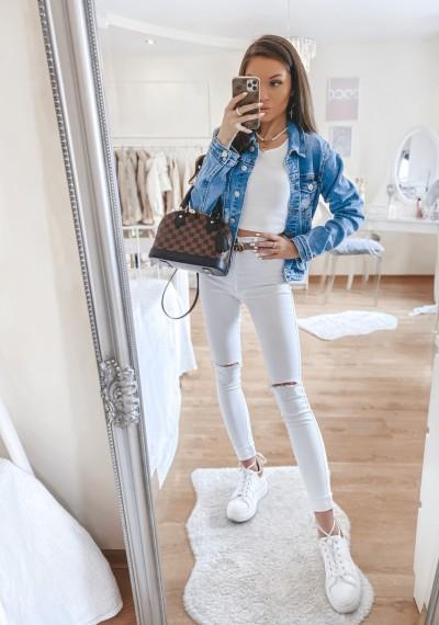 Kurtka jeansowa VERO 1