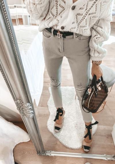 Spodnie jeansowe MARCELL