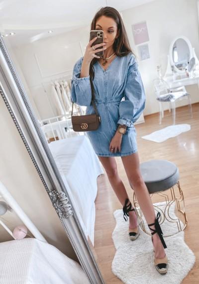 Sukienka jeansowa LORRY 1