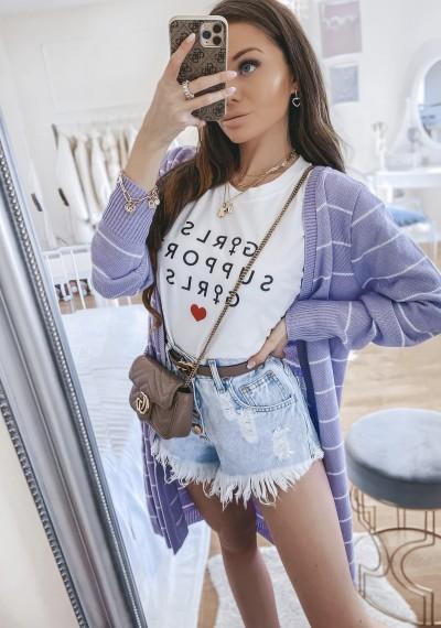 T-shirt GIRLS BIEL