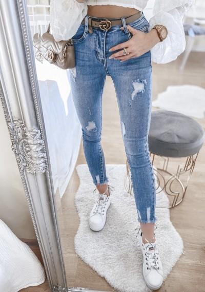 Spodnie jeansowe FINN