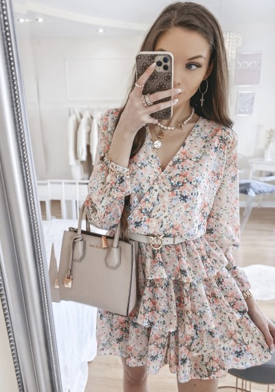 Sukienka ROSIE w kwiatowy print