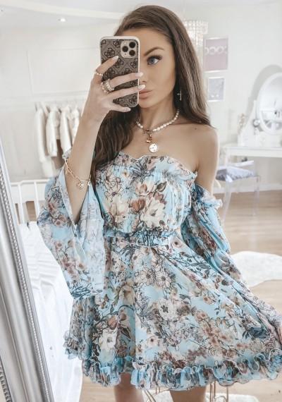 Sukienka WENDY hiszpanka MARINE