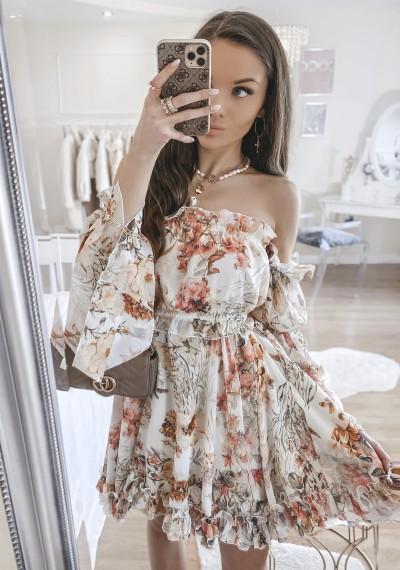 Sukienka WENDY hiszpanka LIGHT