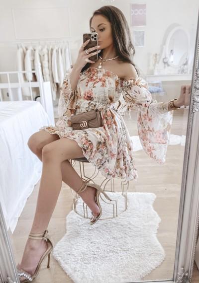 Sukienka WENDY hiszpanka LIGHT 1
