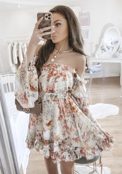 Sukienka WENDY hiszpanka LIGHT 2