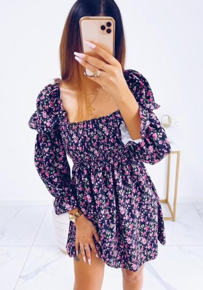 Sukienka CLARICE w kwiatowy print I