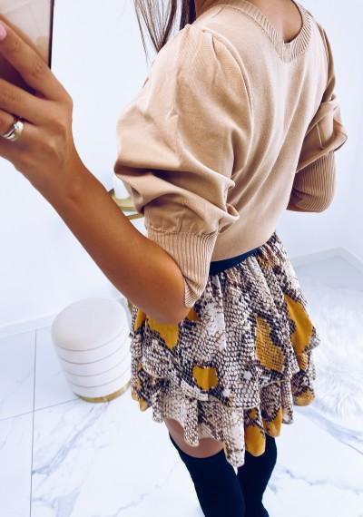 Bluzka CLARA z ozdobnym łańcuchem 6