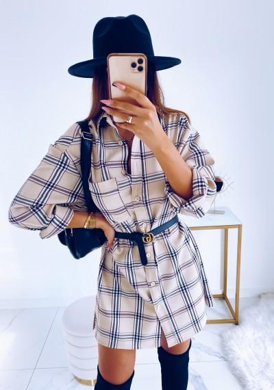 Sukienka/Koszula długa LOPEZ LIGHT