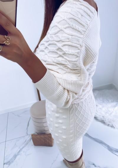 Komplet swetrowy LORET 8